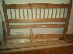 Cheap Removals - Disassembled Bed