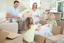 Cheap Removals - Family Packing for move