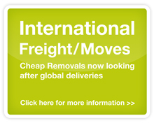Cheap Removals Freight/Moves